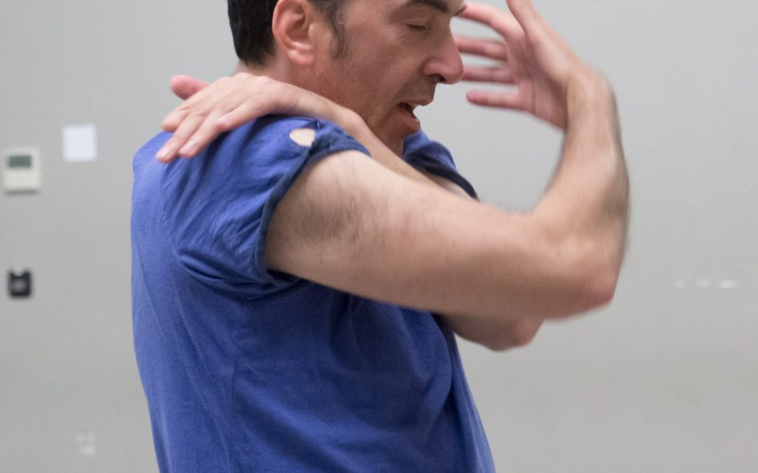 Žak Valenta's dance class