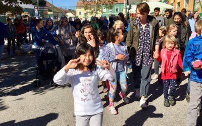 Residency 4: Migrant Bodies in Pinkafeld – Third Day